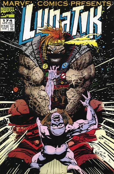 Marvel Comics Presents Vol 1 174