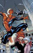 Marvel Knights Spider-Man Vol 1 1 Textless
