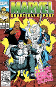 Marvel Quarterly Report 1992 Vol 1 1