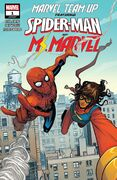 Ms. Marvel Team-Up Vol 1 1