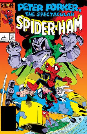 Peter Porker, The Spectacular Spider-Ham Vol 1 1.jpg