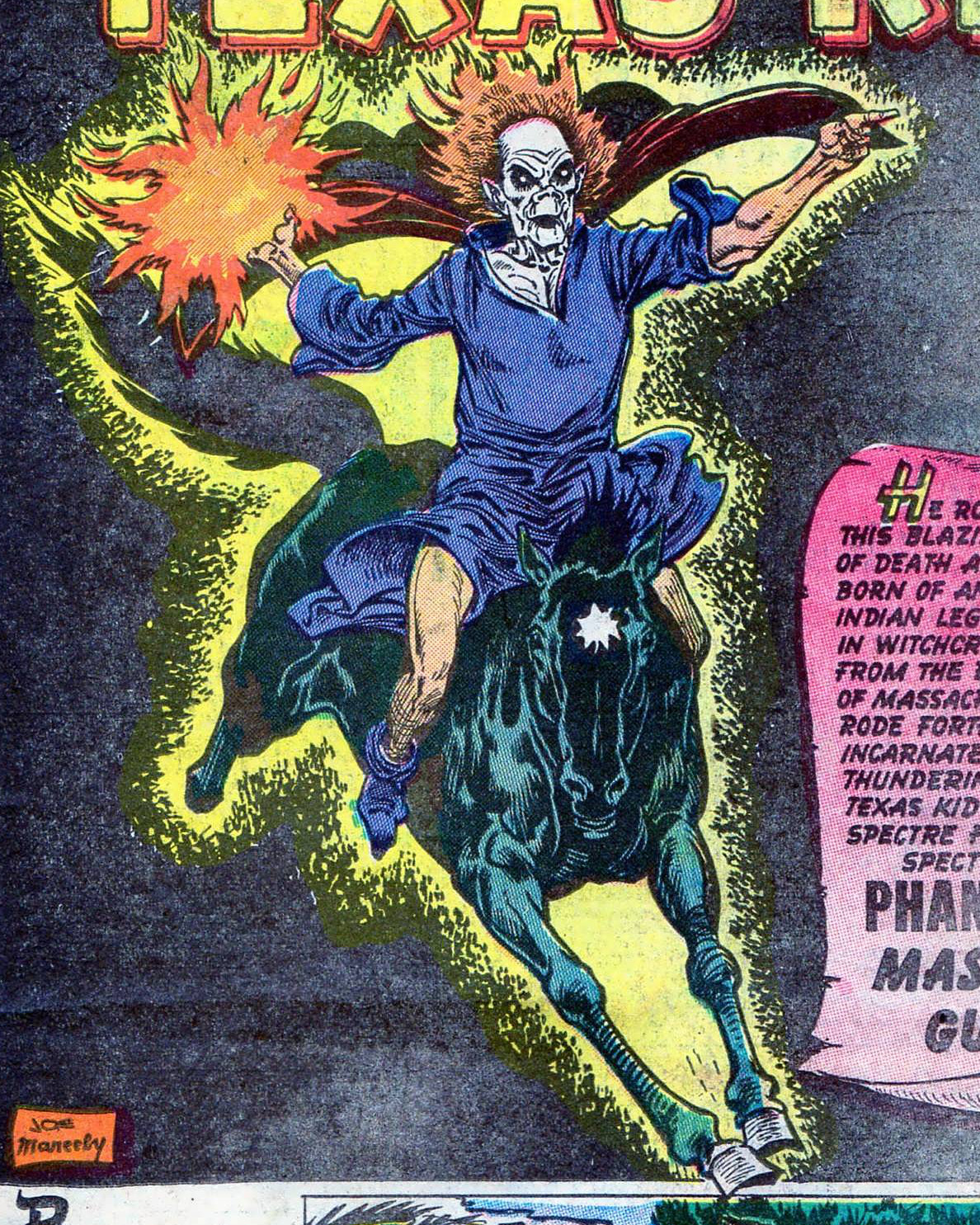 Phantom of Massacre Gulch (Tully) (Earth-616)