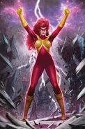 Phoenix Resurrection The Return of Jean Grey Vol 1 3 Jean Grey Variant Textless
