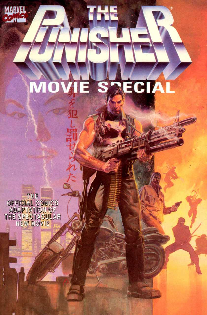 Punisher Movie Special Vol 1