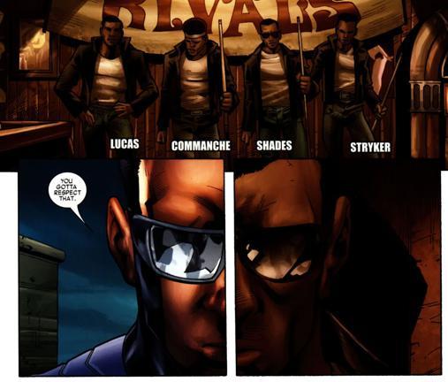 Rivals (Earth-616)