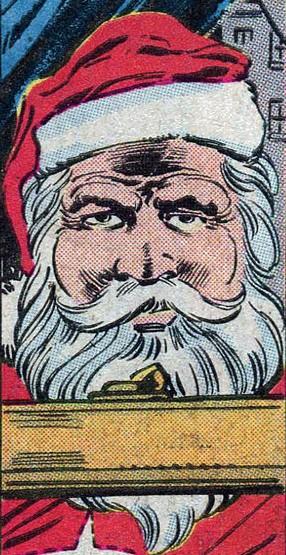 Santa Claus Burglar (Earth-616)