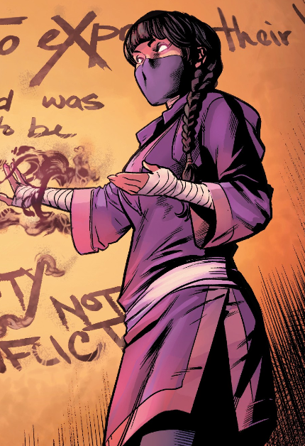 Scripture (Age of X-Man) (Earth-616)