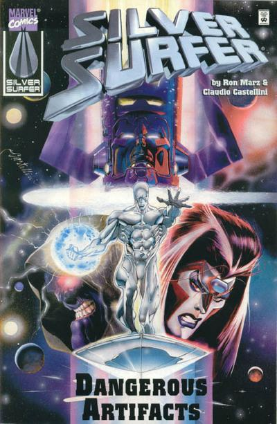 Silver Surfer: Dangerous Artifacts Vol 1 1