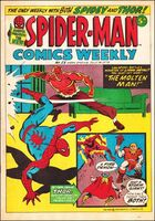 Spider-Man Comics Weekly Vol 1 22