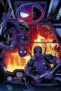 Spider-Man Deadpool Vol 1 10 Textless