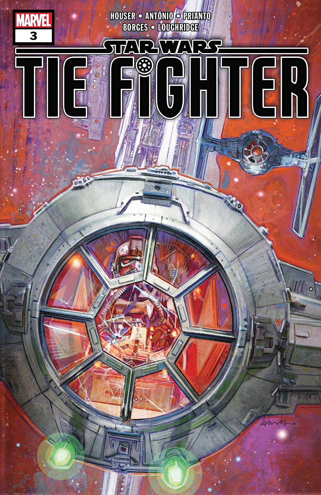 Star Wars: TIE Fighter Vol 1 3