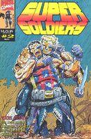 Super Soldiers Vol 1 2