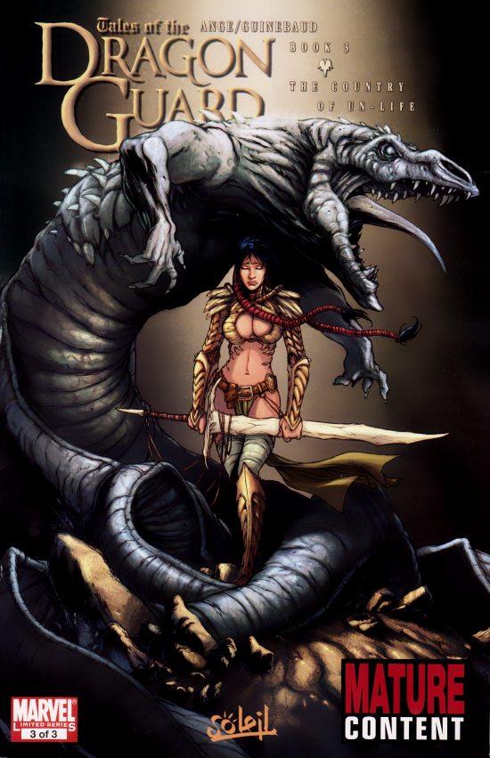 Tales of the Dragon Guard Vol 1 3