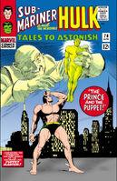 Tales to Astonish Vol 1 78