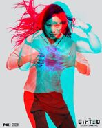 The Gifted (TV series) poster 006