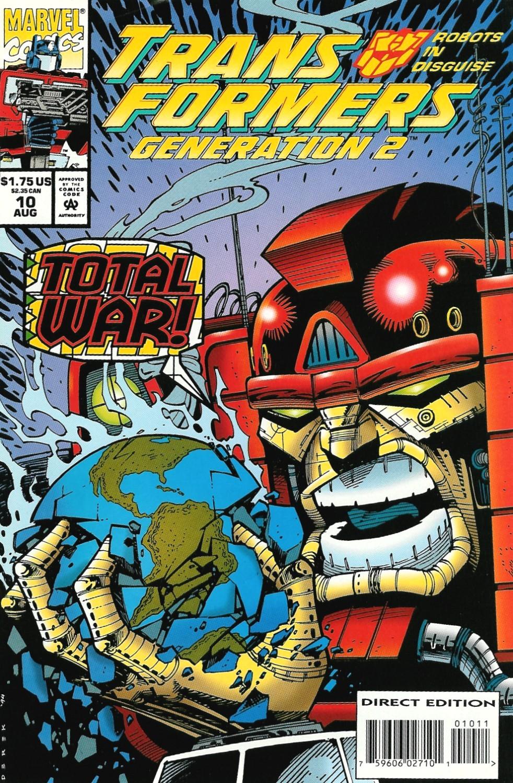 Transformers: Generation 2 Vol 1 10