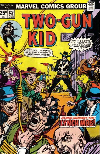 Two-Gun Kid Vol 1 129