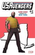 U.S.Avengers Vol 1 1 New York Variant