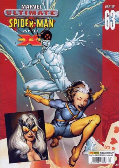 Ultimate Spider-Man and X-Men Vol 1 63