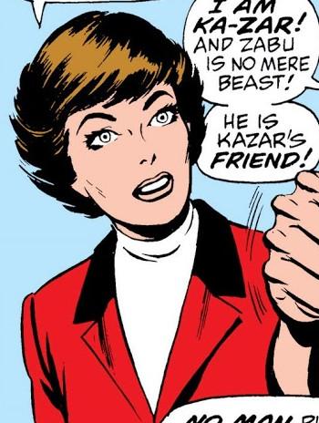Vanessa Marlowe (Earth-616)