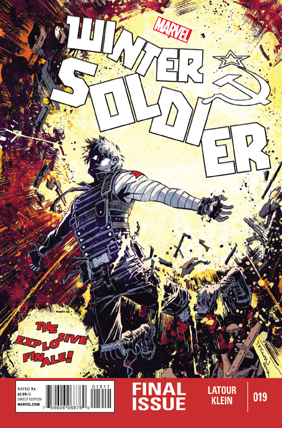 Winter Soldier Vol 1 19