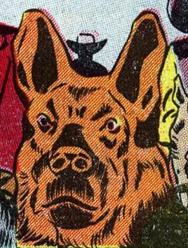 Wolf (Dog) (Earth-616)