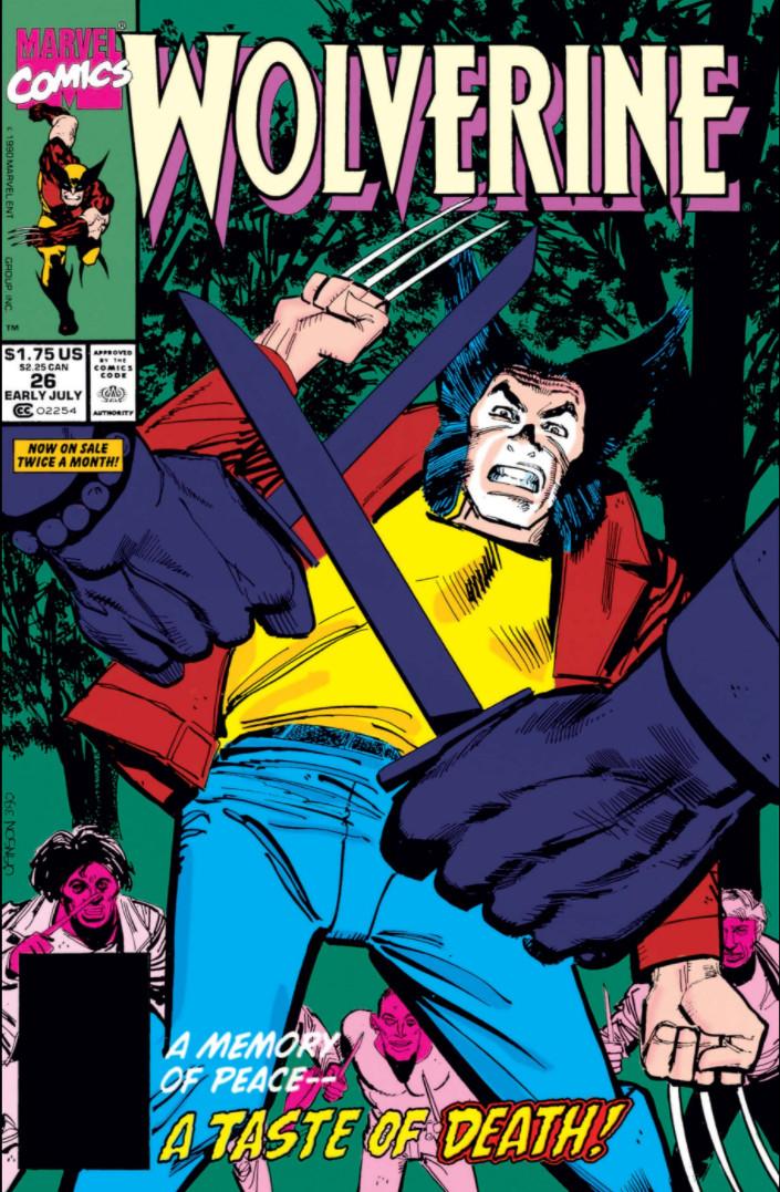 Wolverine Vol 2 26