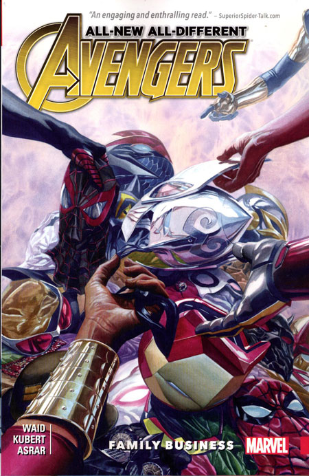 All-New, All-Different Avengers TPB Vol 1 2 Family Buisness.jpg