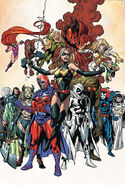 All-New Official Handbook of the Marvel Universe A to Z Vol 7 Textless