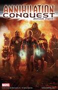 Annihilation Conquest TPB Vol 1 2