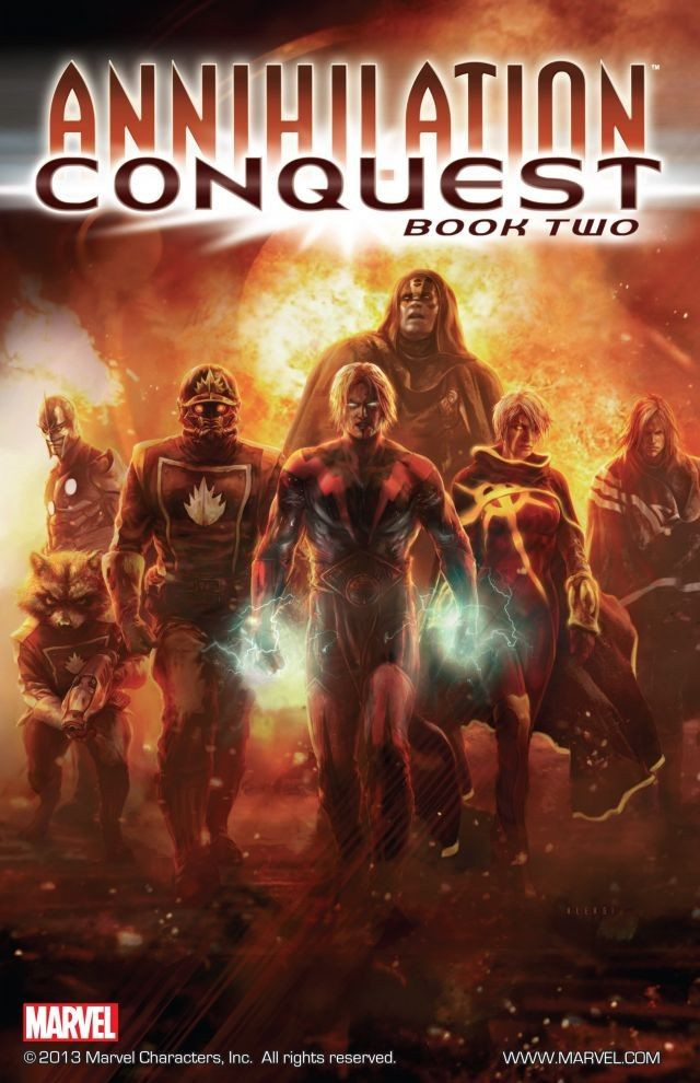 Annihilation: Conquest TPB Vol 1 2