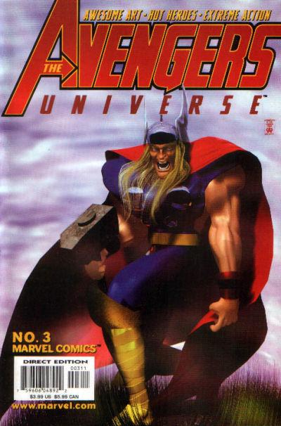 Avengers: Universe Vol 1 3