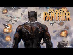 BLACK PANTHER -25 Trailer - Marvel Comics