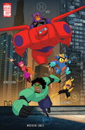 Big Hero 6 The Series poster 004