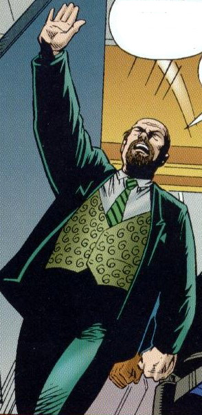 Bill Galannan (Earth-616)