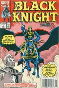 Black Knight Vol 2 1