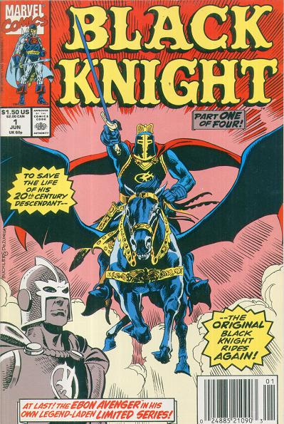 Black Knight Vol 2
