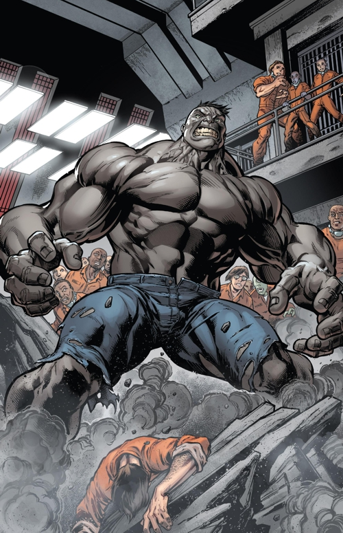 Bruce Banner (Ultimate) (Earth-61610)