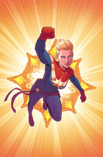 Captain Marvel Vol 9 3 McKelvie Variant Textless.jpg