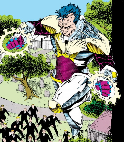 Carter Ryking (Earth-616)