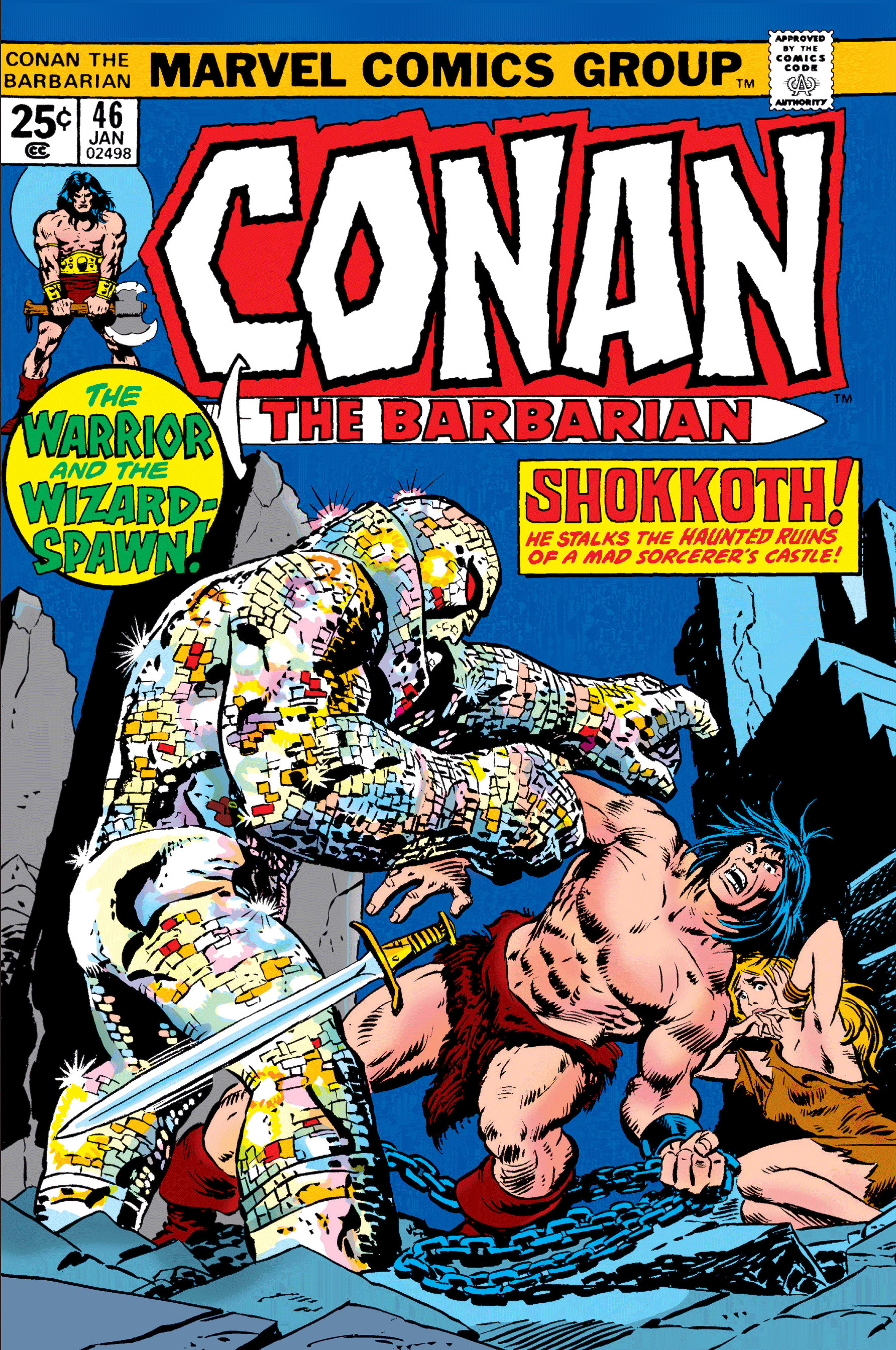 Conan the Barbarian Vol 1 46