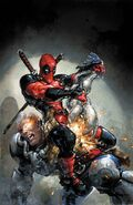 Despicable Deadpool Vol 1 287 Promo Variant Textless