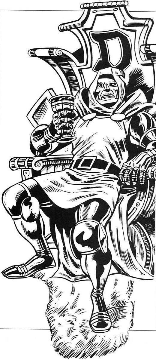 Victor von Doom (Earth-TRN564)