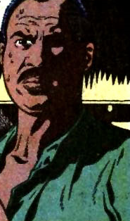 Dubose Wilson (Earth-616)