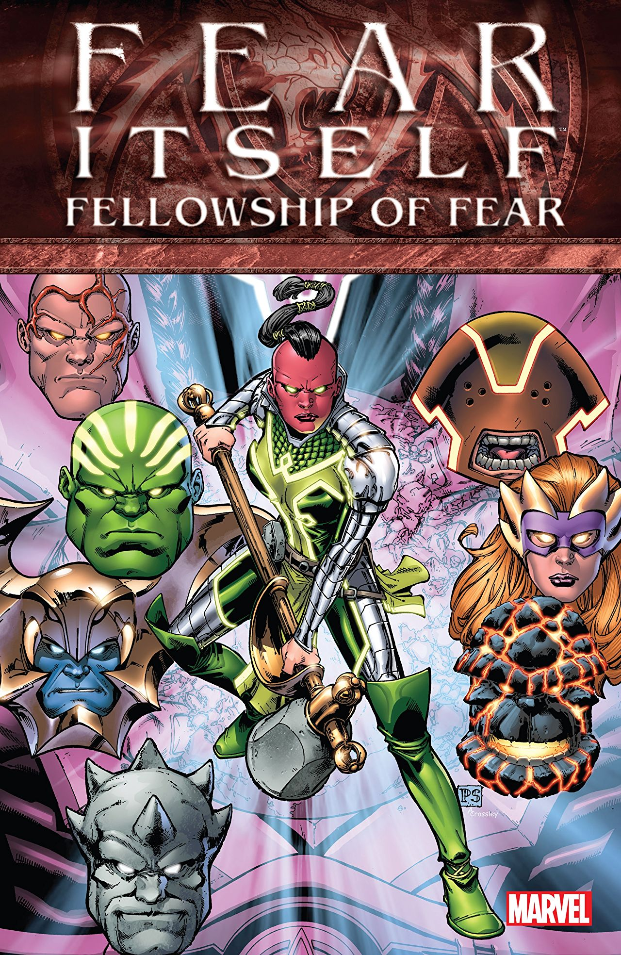 Fear Itself: Fellowship of Fear Vol 1
