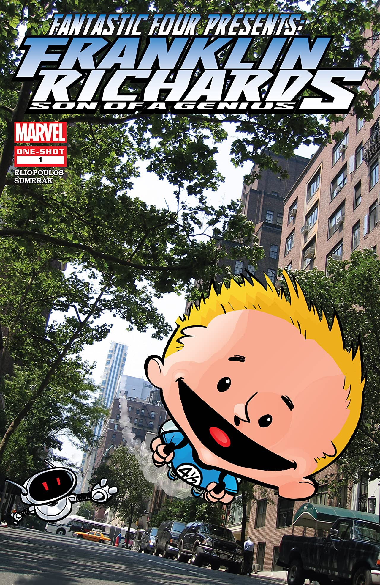 Franklin Richards: Son of a Genius Vol 1 1