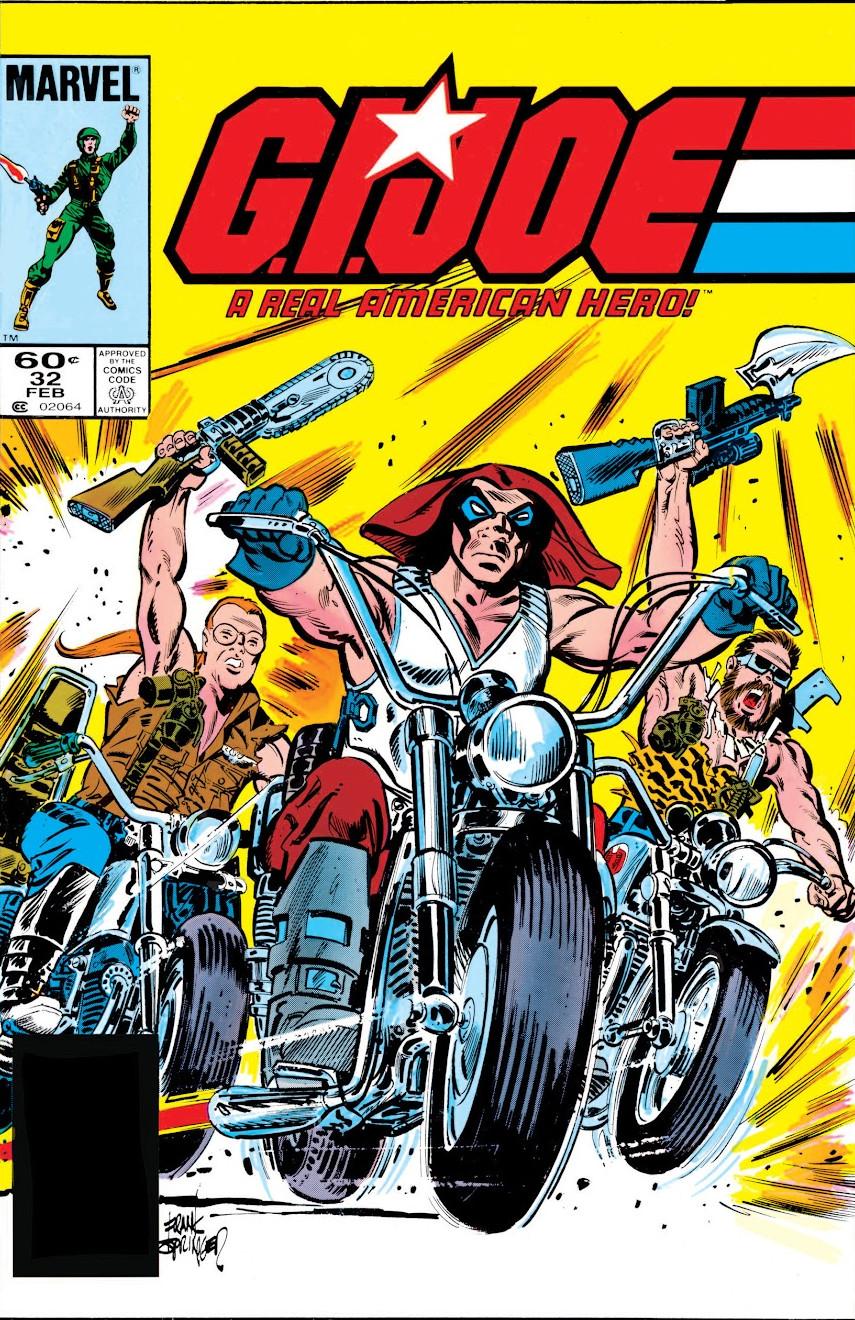 G.I. Joe: A Real American Hero Vol 1 32