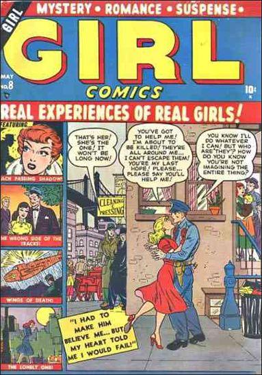Girl Comics Vol 1 8