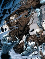 Groot (Earth-616) from Guardians of the Galaxy Vol 3 4 0001.jpg