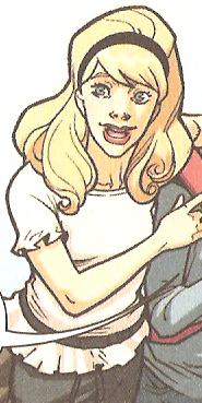 Gwendolyne Stacy (Earth-20051) from Marvel Adventures Spider-Man Vol 1 54 0001.png